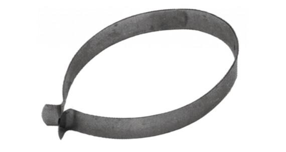 Diverse Hosenspanner oval Grå